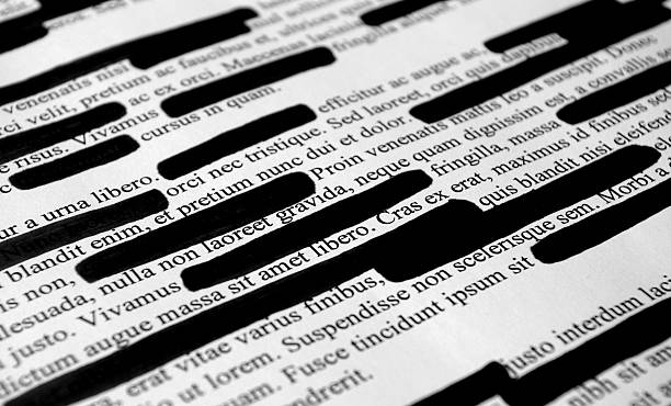 What Is Redaction and Why Is It Important?